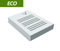 Briefpapier ECO