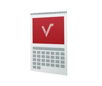 1-Block-Kalender