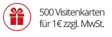 500 visitenkarten fur 1 euro